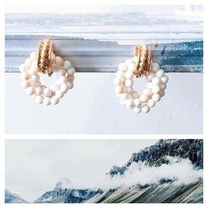 Vintage Earrings Elegant and Simple